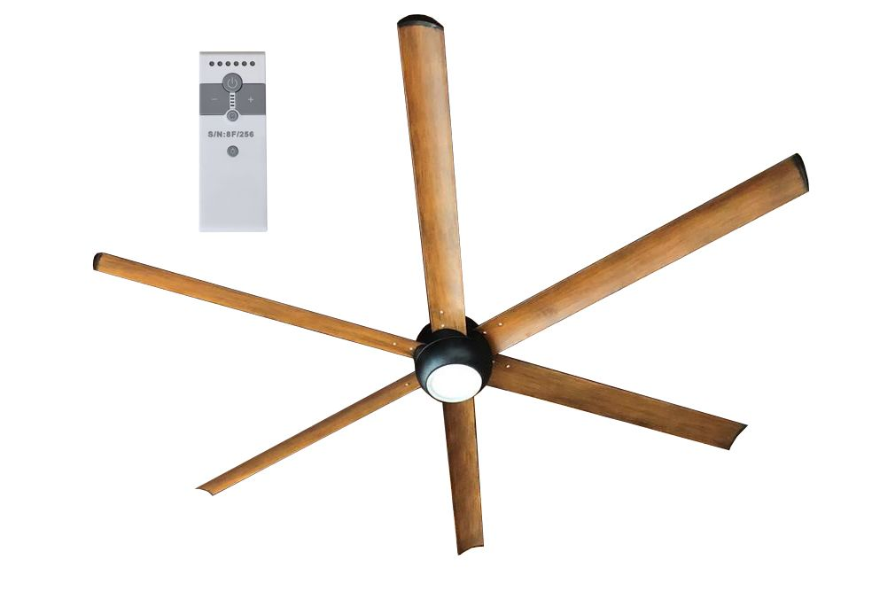 Ventilador de techo madera Airlux