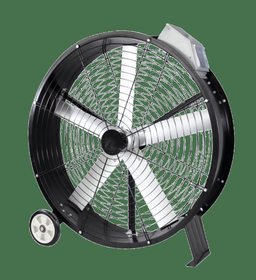 industrial portable fan