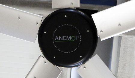 AIRSLIM smart ceiling fan